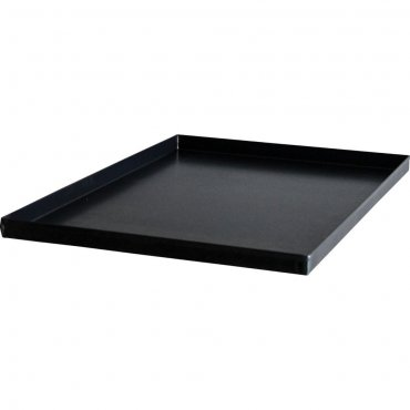 Baking pan of blue sheet metal - cm. 60x40 - edge height cm. 2